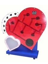 #451 Magnet Pass Heart